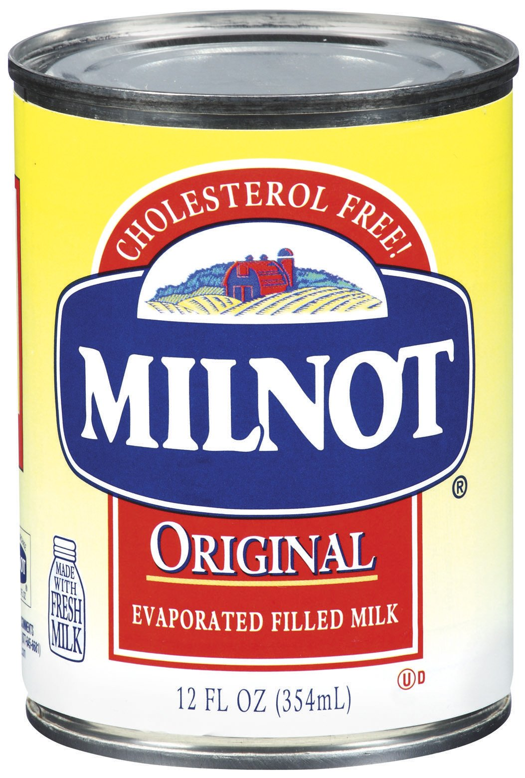 Milnot Original Filled Milk, 12 Ounce (Pack of 24) by Milnot (Image #1)