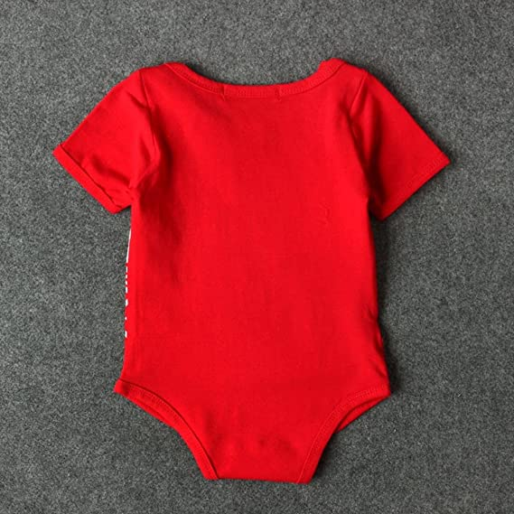 0687275ef41 Amazon.com  Allywit Toddler Newborn Baby Boys Girls Deer Christmas Rompers  Jumpsuit Outfits Clothes  Clothing