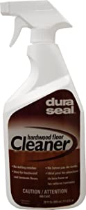 DURA SEAL 28oz Hardwood Floor Trigger Spray Cleaner
