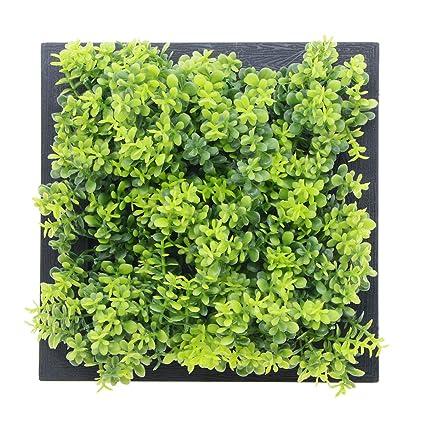 Amazon.com: Saim Artificial Plants Potted Home Decor ...