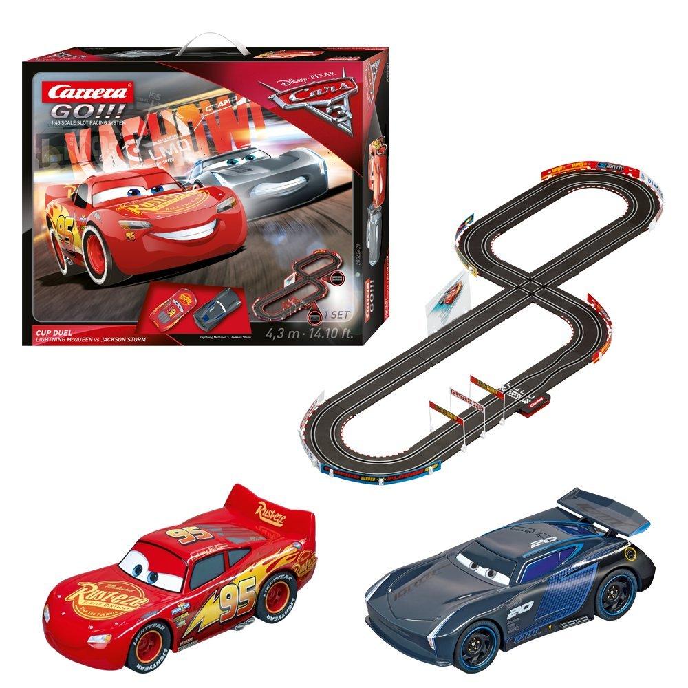 Carrera Go. Disney/Pixar CARS 20062421/3Cup Duel