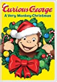 Very Monkey Christmas [DVD] [Import]