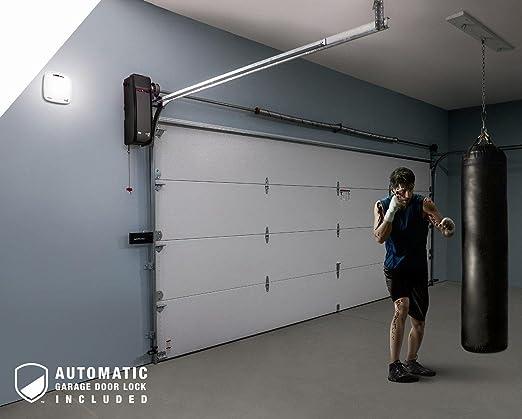 Electric Garage Door Lock Perfect Door Electric Garage Doors