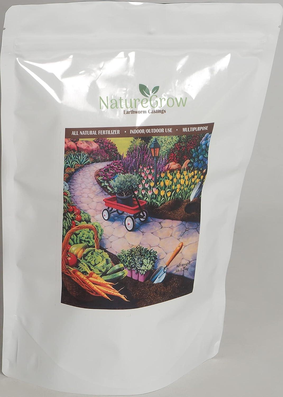 NatureGrow Earthworm Castings -5LB