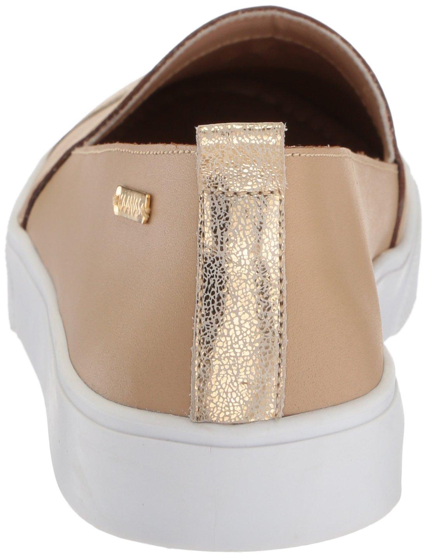 KAANAS Women's Serengeti Fashion Shoe Slip On Casual Sneaker B076FKNWLR 8 B(M) US|Almond