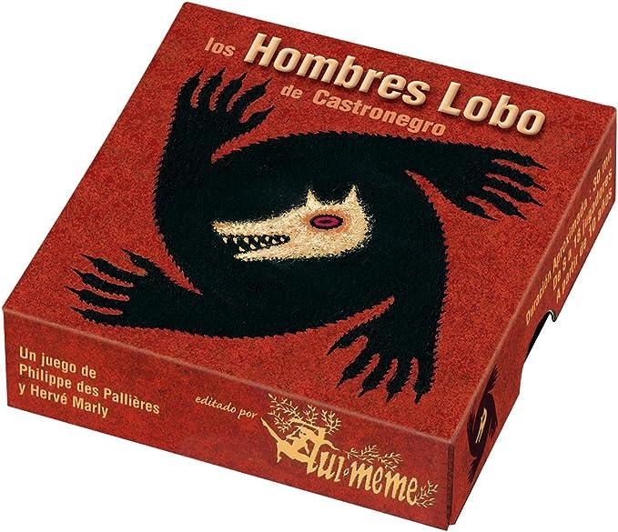 Asmodee - Hombres Lobo de Castronegro - español: Amazon.es: Juguetes y juegos