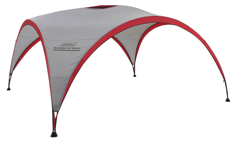 Coleman 4,5 Event Shelter, 4,5 Coleman x 4,5 m, Pavillon, stabiles Partyzelt mit Stahlgestänge, Gazebo, Eventzelt, Sonnenschutz SPF 50+, XL, normal 5bd359