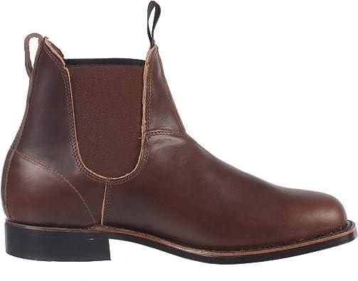 Canada West -- Men's Original Goodyear Welt Chelsea Boot 14342 Chisel Toe   Horween Chromexcel Leather: Amazon.ca: Shoes & Handbags