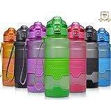 YOOSUN botella de agua deporte botella agua sin bpa & eco-friendly reutilizable de plastico