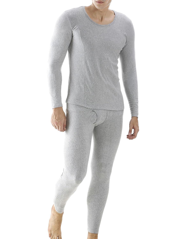 Goldenfox Mens Long Thermal Sets Winter Base Layering Underwear S-3XL