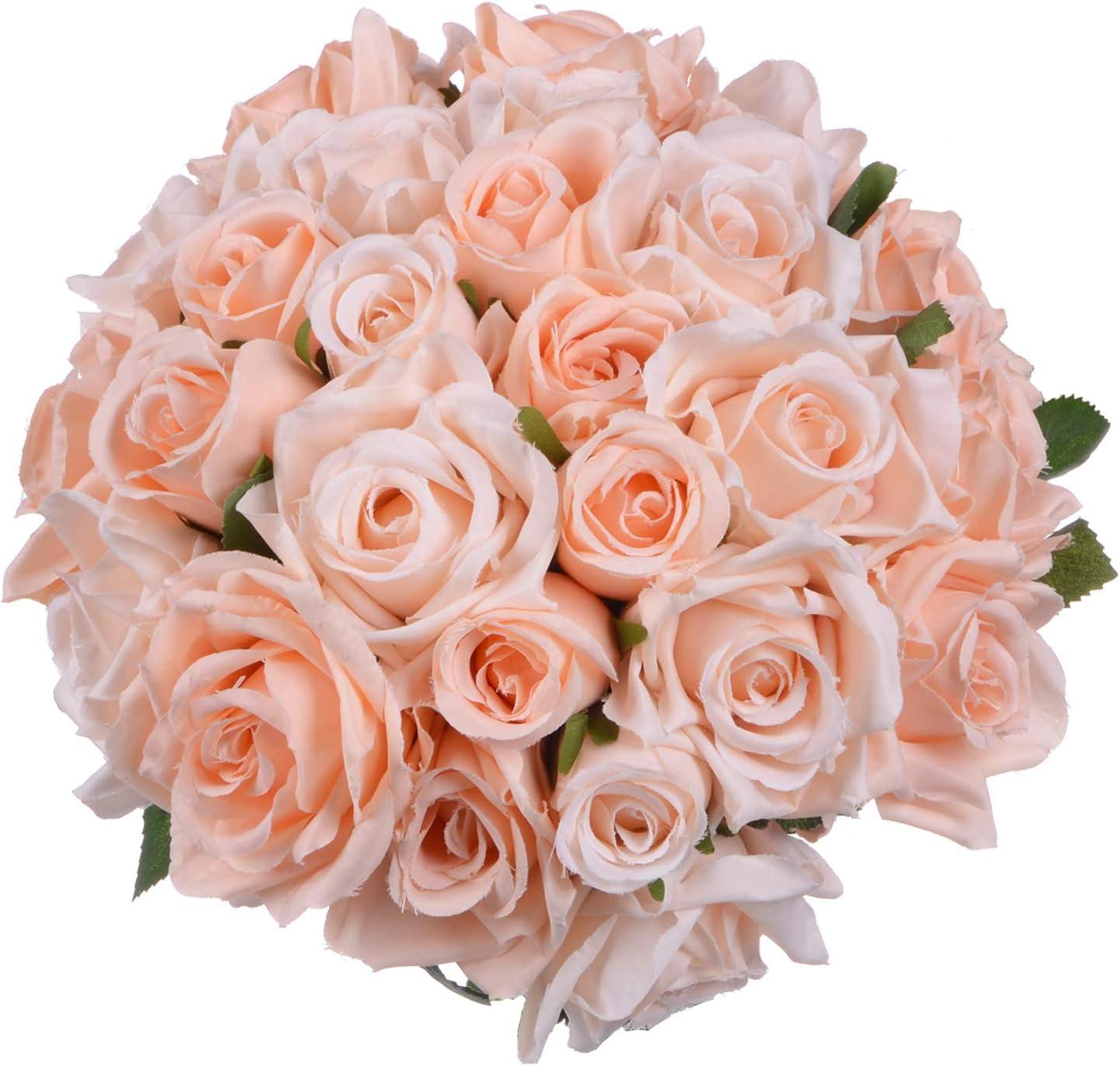 Artificial Flowers Silk Hydrangea Bridal Wedding Bouquet Home Garden Fresh Decor