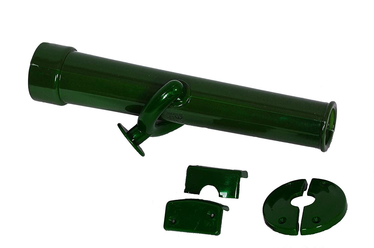 Green Outdoor Toy Telescope - add to garden climbing frame or tree house Outdoor Play Days