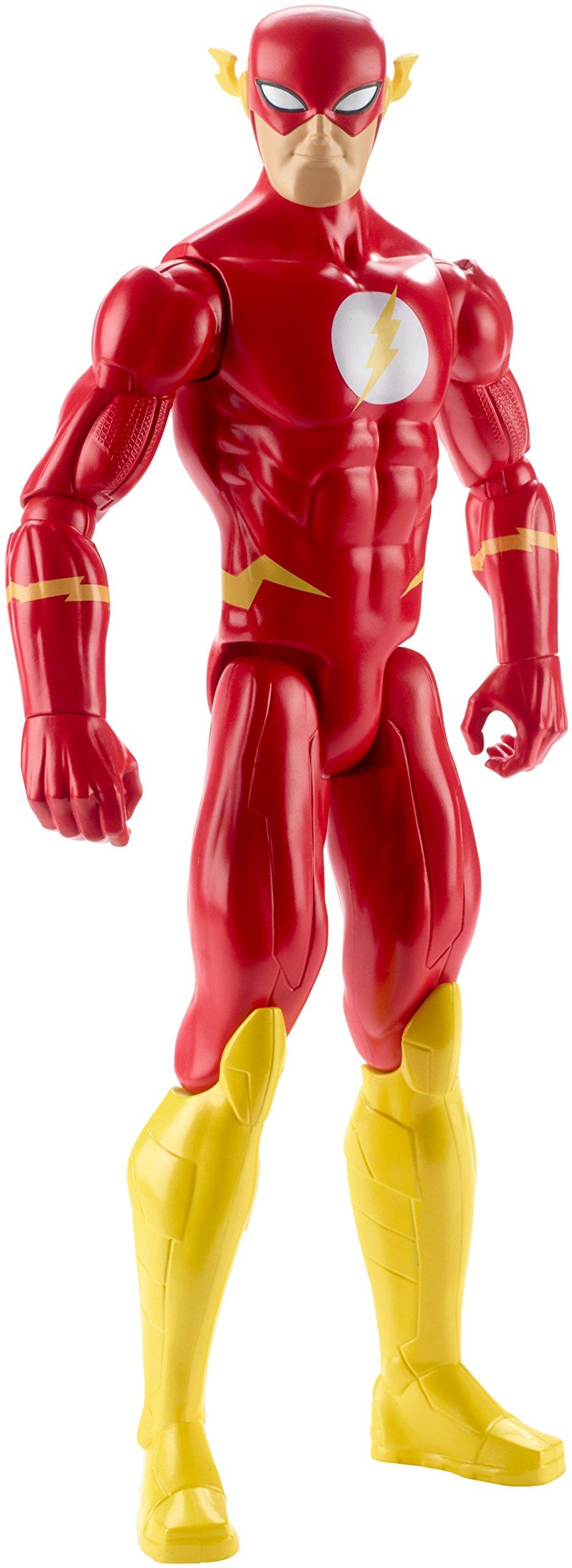 Justice League Action The Flash Figure, 12'' by Mattel (Image #2)