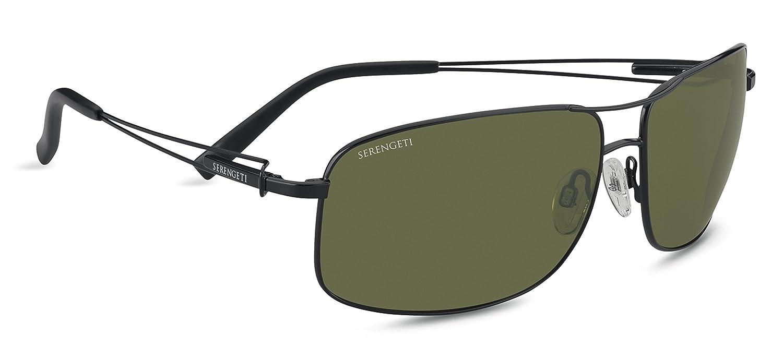 Serengeti Sassari Gafas, Unisex adulto, Plateado (Metalic Gunmetal), L: Amazon.es: Deportes y aire libre