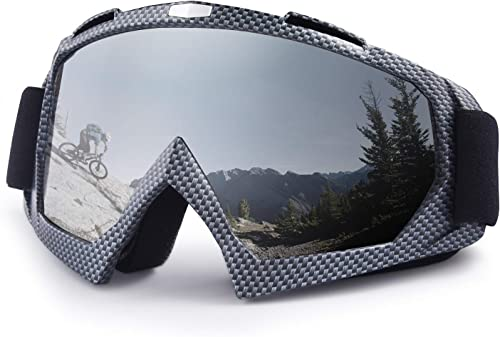 Wellovar Motorcycle Goggles