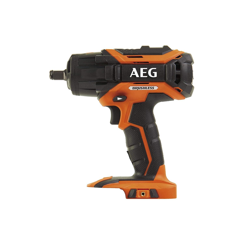 sans batterie ni chargeur BSS18C12ZBL-0 Boulonneuse /à chocs brushless AEG 18V
