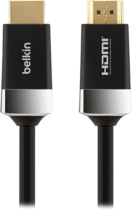 Belkin AV10119-10 10 High Speed HDMI Cable with Ethernet