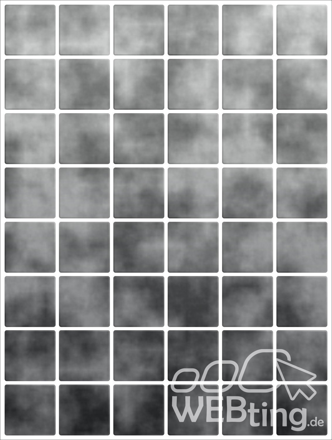 Interesting mosaque gris stickers pour carrelage image - Joint autocollant salle de bain ...