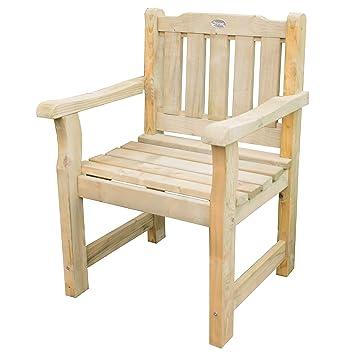 54243ce9d166 Forest Rosedene Chair: Amazon.co.uk: Garden & Outdoors