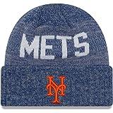 65d4e9bd0b1 New Era Crisp Colored Cuffed Beanie Hat - MLB Raised Cuff Knit Toque Cap