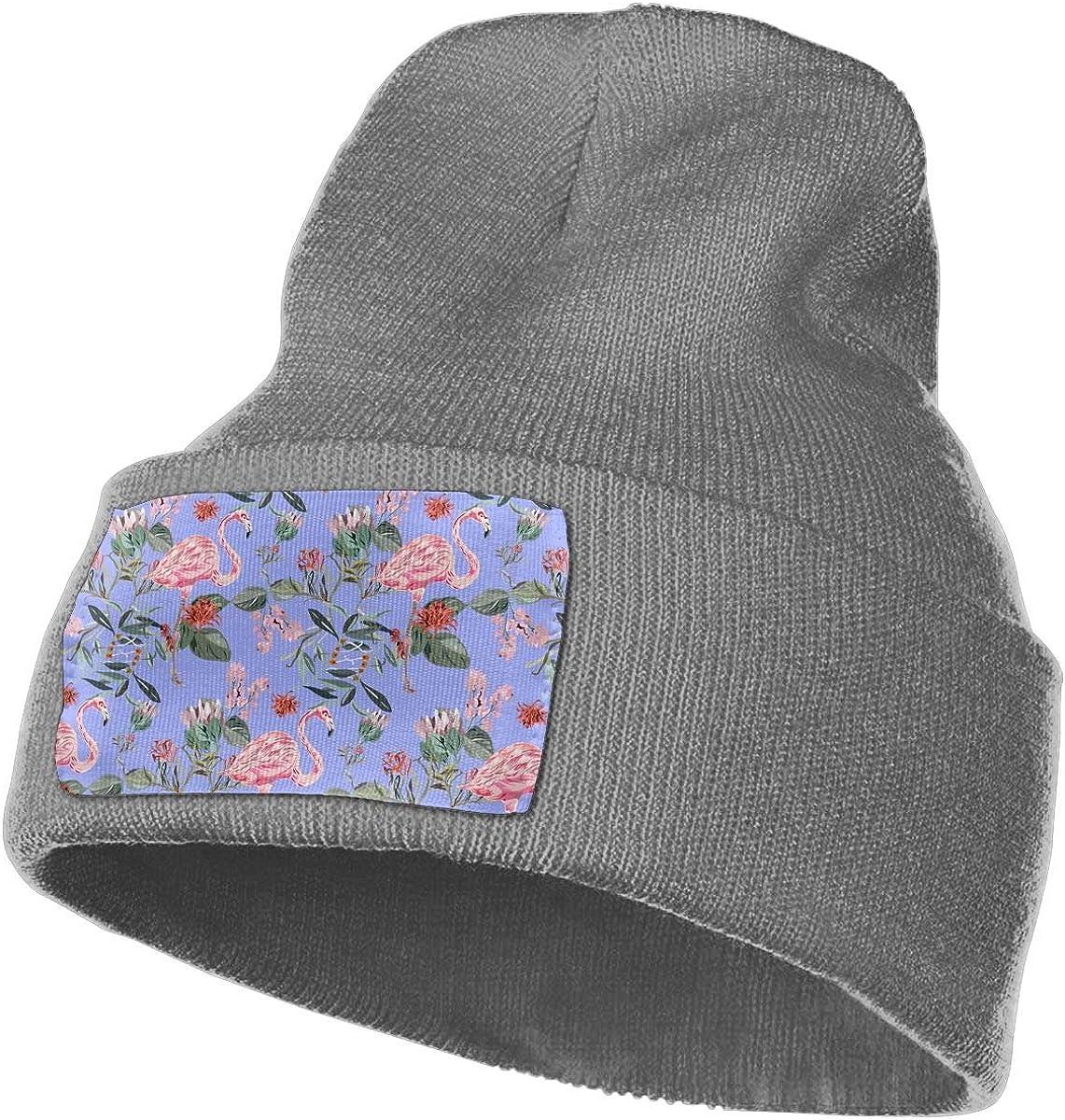 QZqDQ Flowers Unisex Fashion Knitted Hat Luxury Hip-Hop Cap