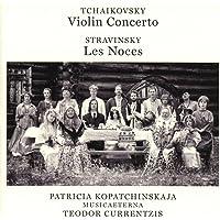 Tchaikovsky: Violin Concerto, Op. 35 - Stravinsky: