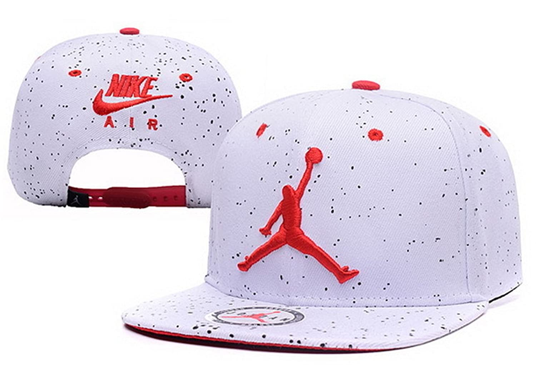 Air Jordan Hat   Baseball Cap   Football Sports Hat for Men and Women  (White e6440fb489d