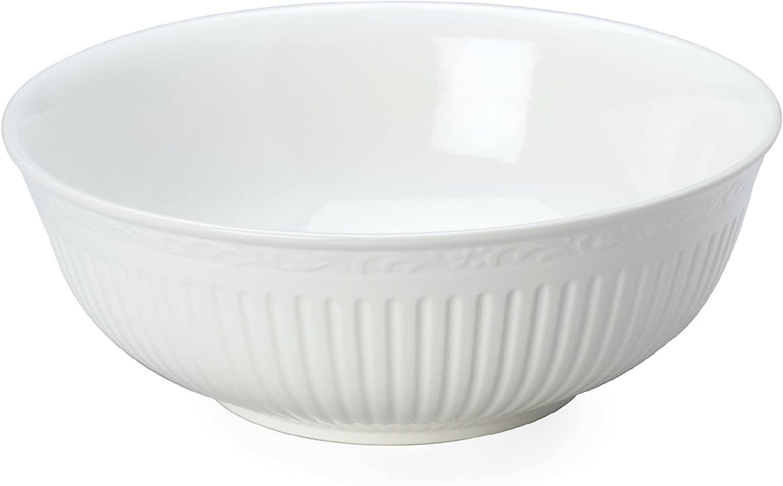 Mikasa Italian Countryside Salad Bowl, 9.5-Inch