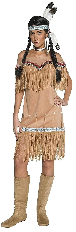 Smiffys Native American Inspired Lady Costume Smiffy's 36127S