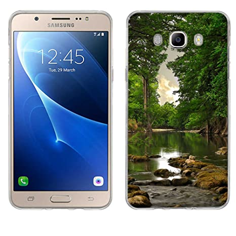 Funda Samsung Galaxy J7 2016, Fubaoda Suave Carcasa Gel ...