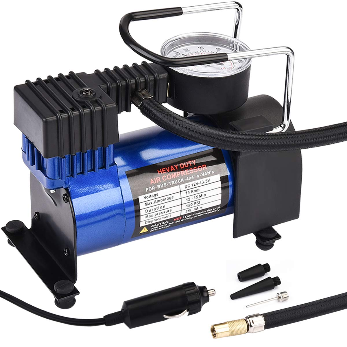 Small and powerful air compressor!