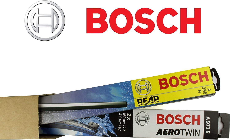 Bosch A034s A360h Komplett Set Satz Vorne Hinten Auto