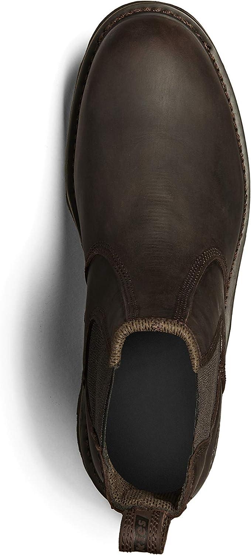 Dickies 45 FR Homme Chaussures de s/écurit/é /à Enfiler Dealer Noir