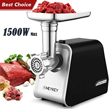 Superpostman Electric Meat Grinder And Sausage Stuffer