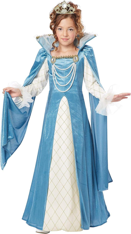 California Costumes Cream_Renaissance Queen