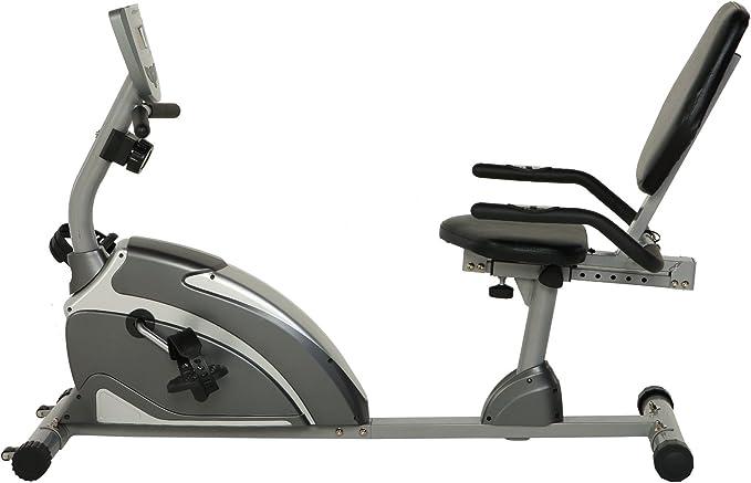 Exerpeutic 900XL Extended Capacity Recumbent Bike