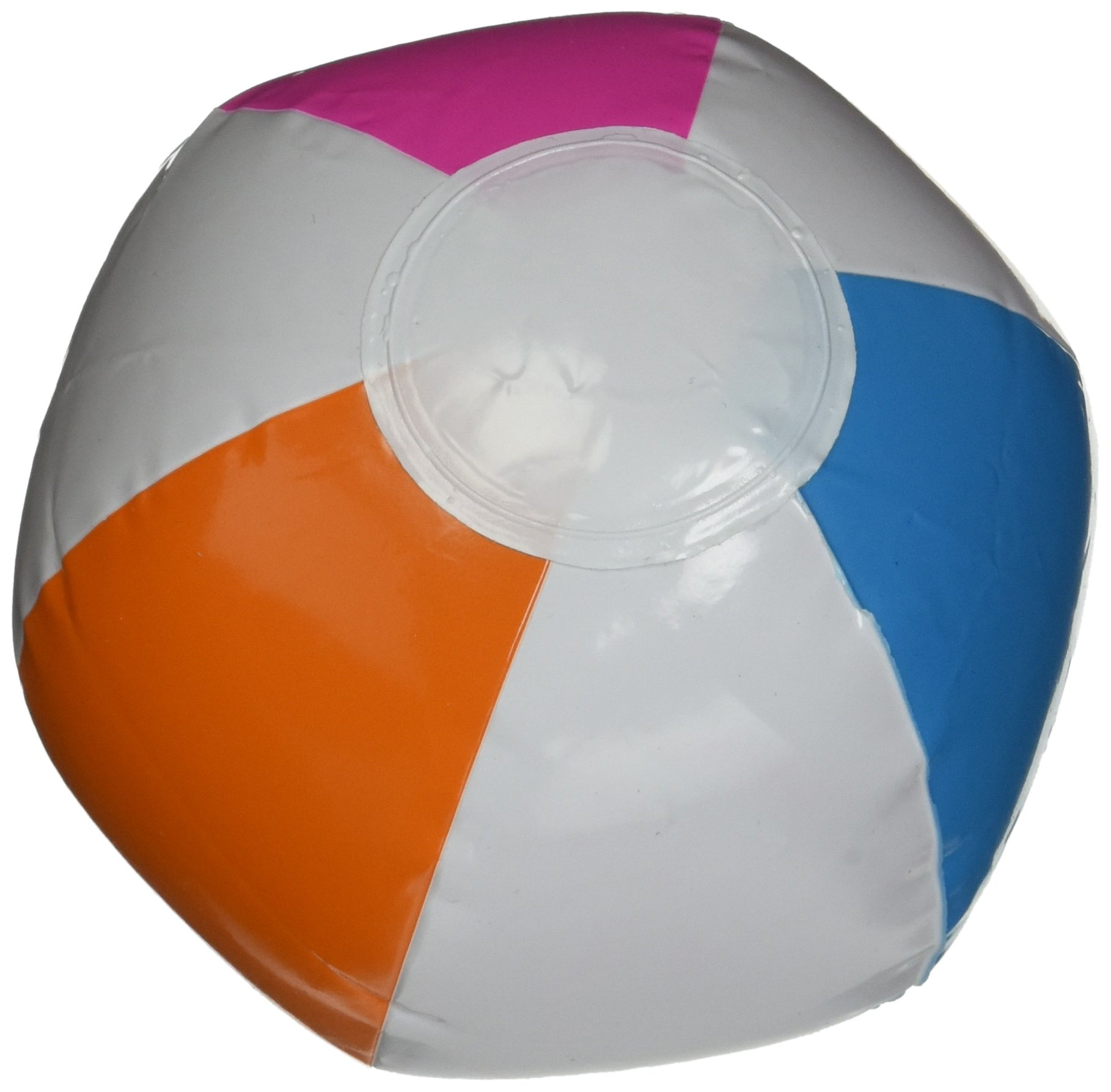 6'' Beach Ball Assortment (Package of 24) pastel beachballs by happy deals by happy deals