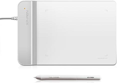 "5080LPI Digital Art Graphics Drawing Tablet Signature Pad Painting Board 10x6/""GM"
