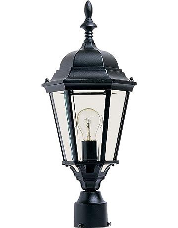 Outdoor Post Lights Amazoncom