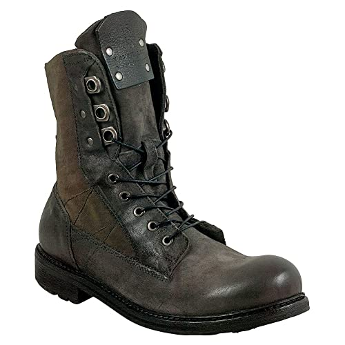 A.S.98REVOLUTION - Cowboy/Biker boots - nero zj0VkL6