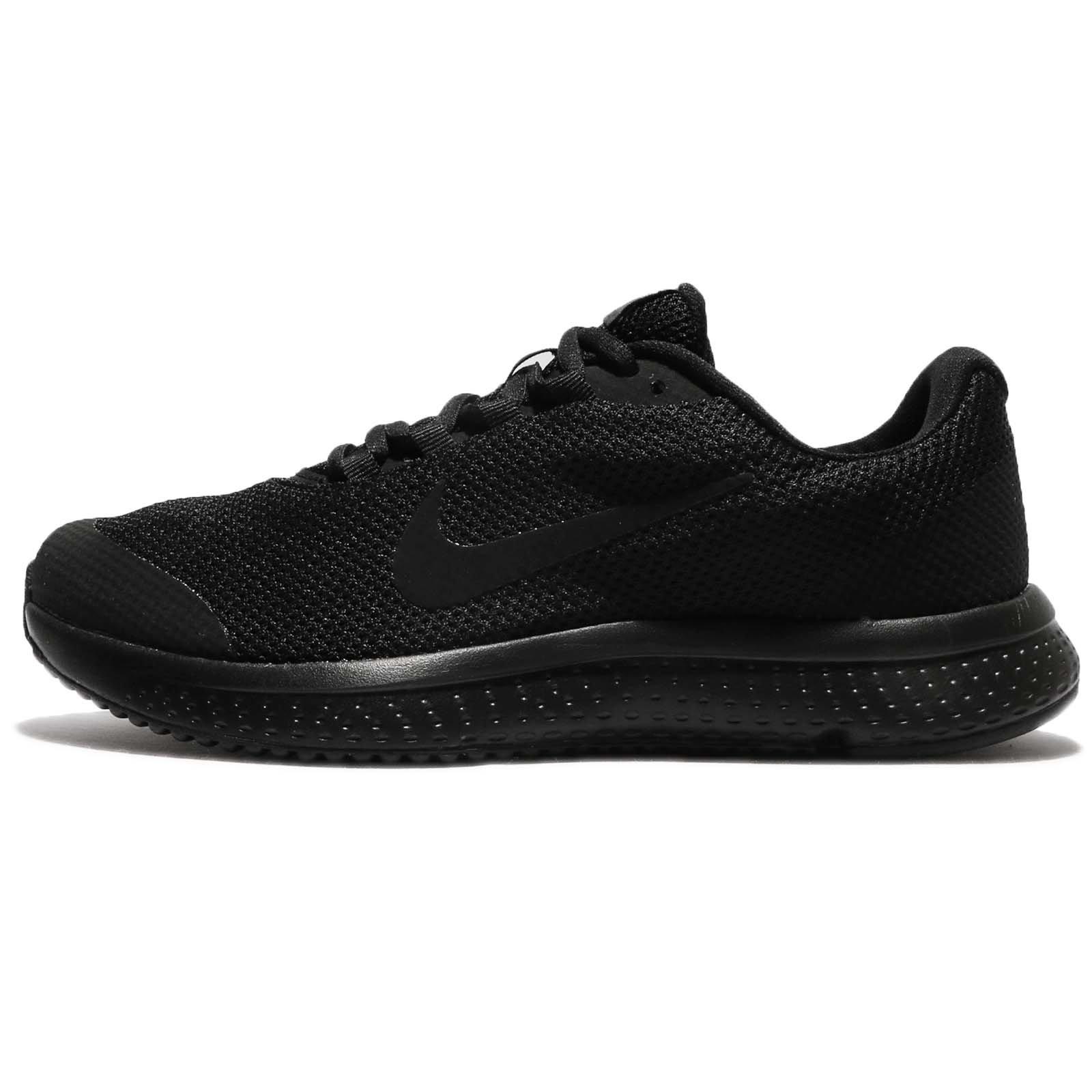 NIKE Women's Runallday Running Shoe (8 B(M) US, Black/Black/Anthracite)