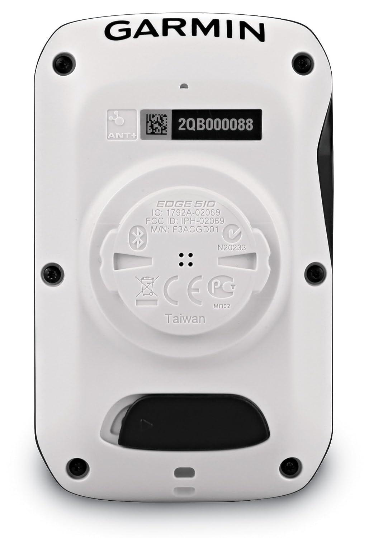 Amazon.es: Garmin Edge 510 - Navegador GPS con pulsómetro y sensor de cadencia