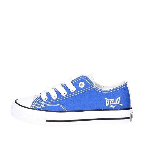 Sneakers Estate blu con allacciatura elasticizzata per bambini dse4TYwq