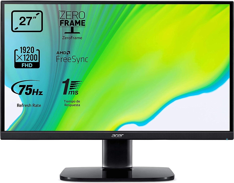 Acer KA272A - Monitor de 27