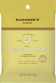 product image for Natural Lemon Hard Candy