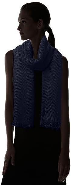 8c932417a8daa PIECES PCPOKSY LONG SCARF NOOS, Écharpe Femme, Bleu (Navy Blazer), Taille  unique  Amazon.fr  Vêtements et accessoires