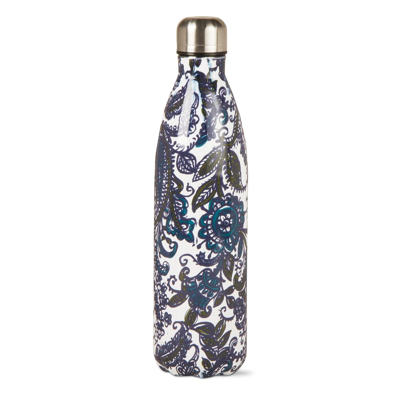 Tag – Doppelwandiger Edelstahl Flasche, leicht, BPA frei Flasche für kühle oder warme Getränke unterwegs, (25 Unze Kapazität)