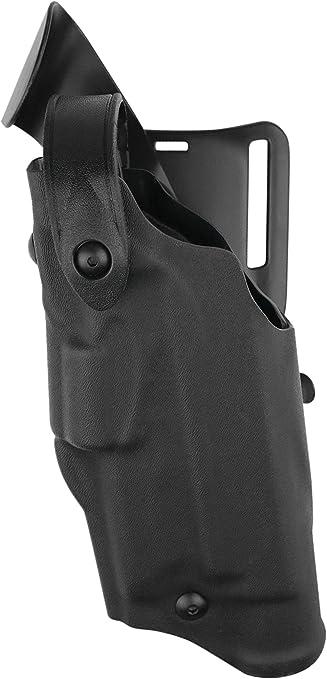 Safariland® 6360 ALS®//SLS Lev-3 Gloss Black RH Duty Holster GLOCK 19 23 w// LIGHT