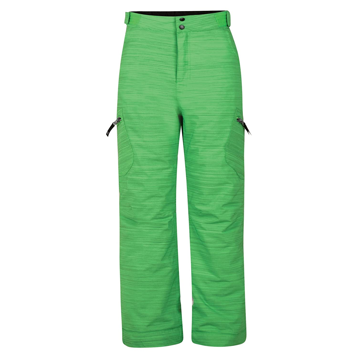 Dare 2B Childrens/Kids Spur On Waterproof Ski Trousers (9-10 Years) (Acid Green) UTRG2914_4
