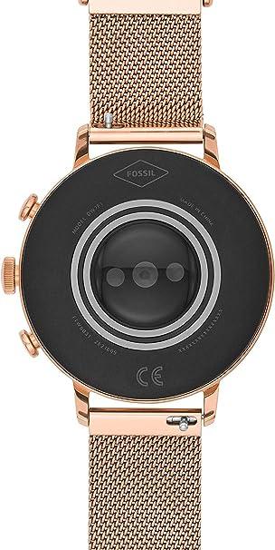 Fossil FTW6031P Reloj Inteligente Oro Rosa: Amazon.es: Electrónica